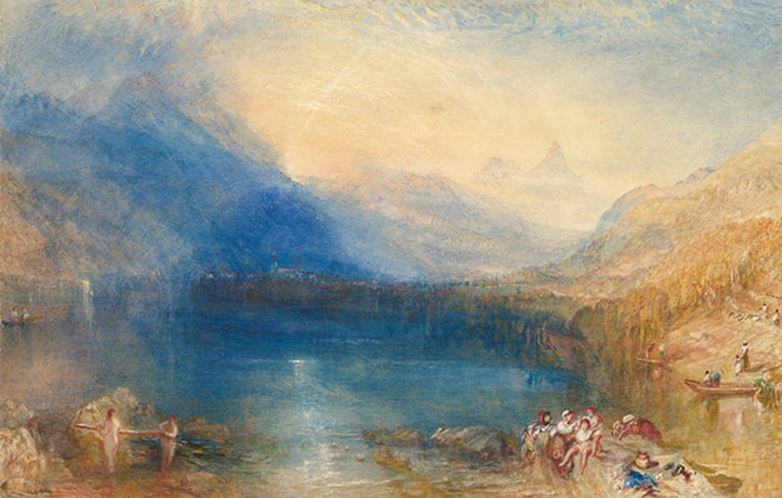 JOSEPH MALLARD WILLIAM TURNER, Top 10 Best And Most Famous western Painters Of All Times 2017