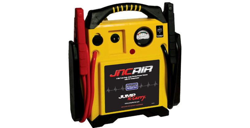 JUMP-N-CARRY JNCAIR 1700-AMP 12-VOLT JUMP STARTER Top Most Famous Car Jump Starters in The World 2019