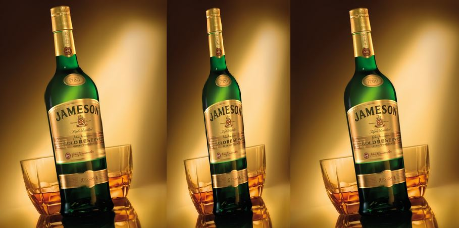 jameson irish whisky, Top 10 Best Selling Alcohol Drinks 2017