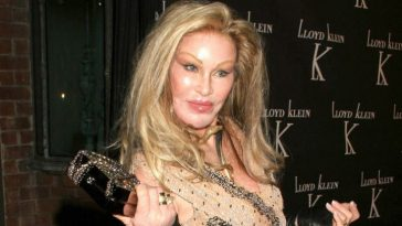 Jocelyn Wildenstein Top Most Popular Bad Looking Celebrities in The World 2018