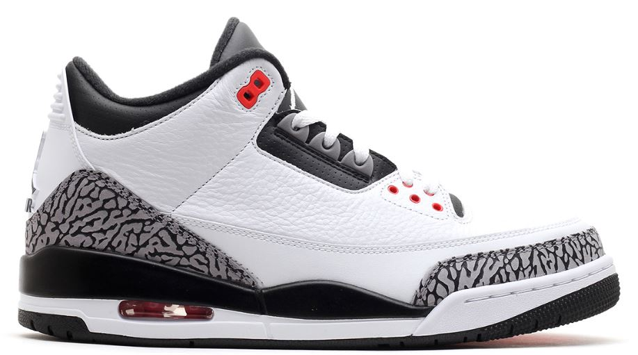 jordan iii, Top 10 Best Hip Hop Sneakers 2018