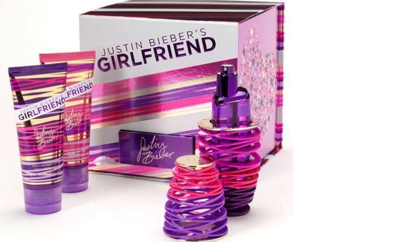 Justin Bieber Girlfriend Gift Set Top Most Popular Justin Bieber perfumes 2018
