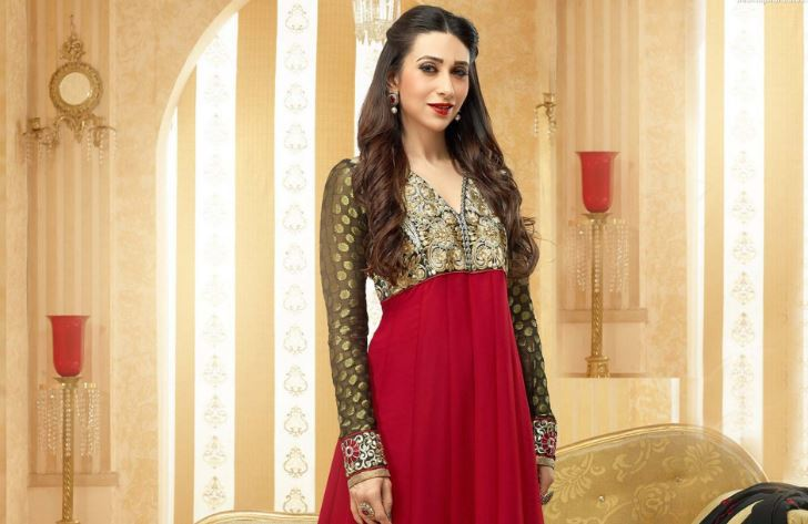 Karisma Kapoor Top 10 Most Desirable Bollywood Actresses of All Time