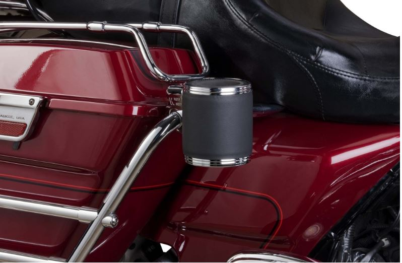 kruzer-kaddy-leather-wrap-cup-holder-top-most-popular-motorcycle-cup-holders-for-bikers-2018