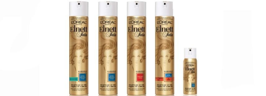 L'Oreal Paris Elnett Satin, Top 10 Best Selling Hair Sprays 2017