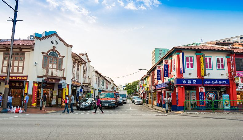 little india, Top 10 Most Beautiful Places to Visit in Singapore 2018