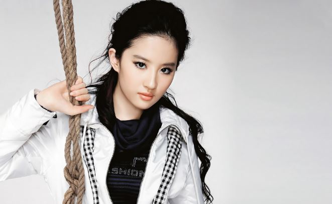 Liu Yifei Top 10 Most Popular Chinese Celebrities of All Time