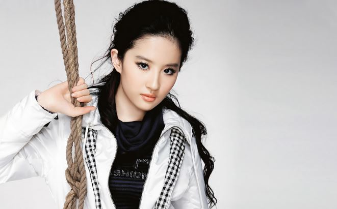 Liu Yifei Top Most Popular Beautiful Chinese Women 2018