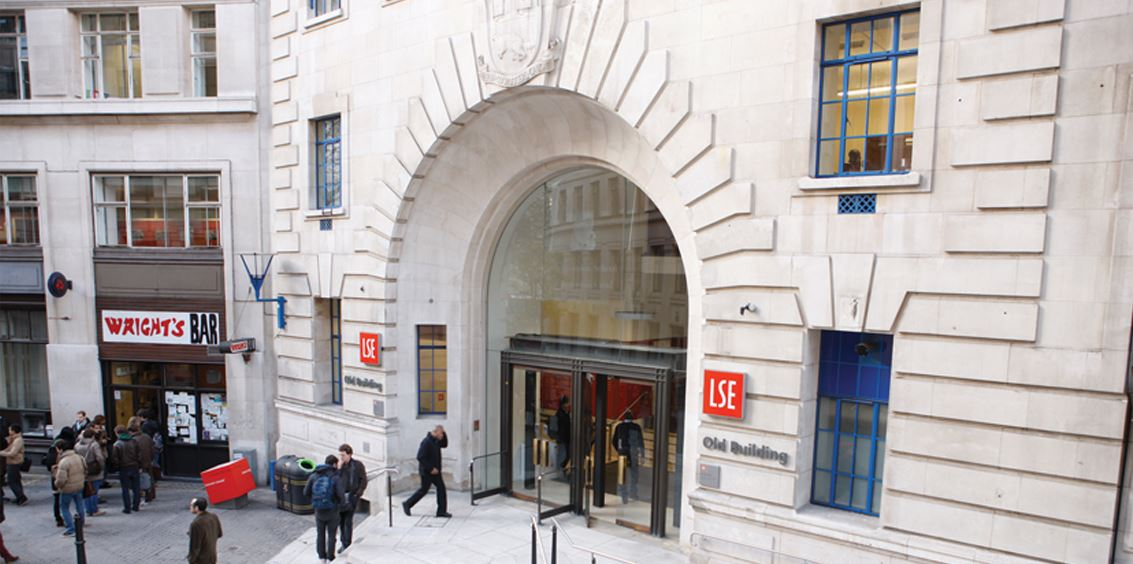 London School of Economics and Political Science Top Most Popular Universities Of England 2018