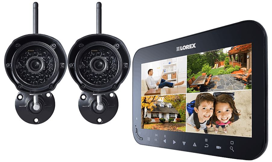 lorex-lw-with-a-lcd-monitor-top-10-best-office-security-cameras-in-the-world