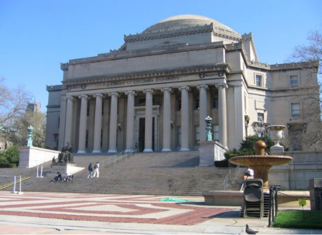 MBA, Columbia University Top 10 Most Expensive Degrees in The World
