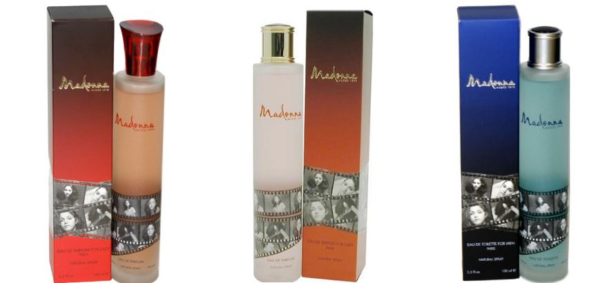 madonna nudes collection, Top 10 Best Madonna Perfumes 2018