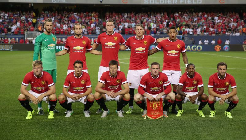 Manchester United - Richest Football Clubs in the world