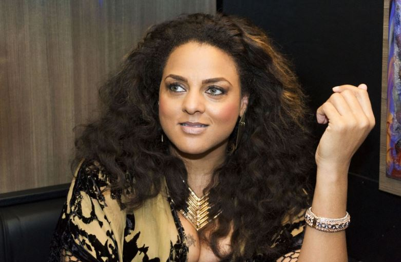 marsha-ambrosius-top-famous-female-celebrities-with-natural-hairs-who-look-better-2019