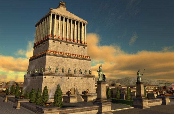 mausoleum-at-halicarnassus-turkey