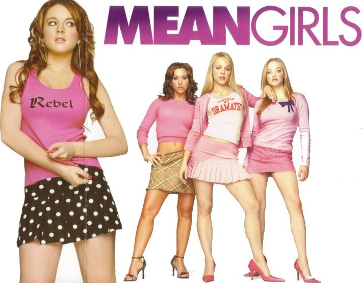 mean girls, Top 10 Most Famous Teen Movies of All Time 2018