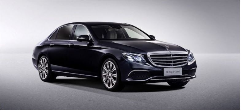 Mercedes-Benz E-Class Top 10 Most Beautiful Cars for Women