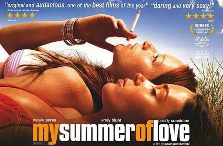 My Summer of Love Top Most Popular Movies by Emily Blunt 2018