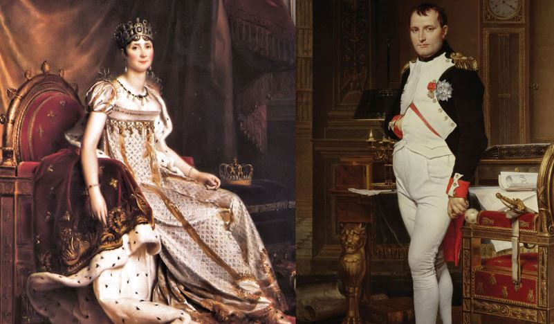 Napoleon and Josephine Top Popular Loves to Ries of All Time 2019