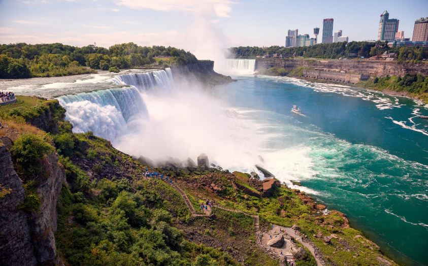 niagara-falls-top-most-famous-tourist-attractions-in-usa-2019