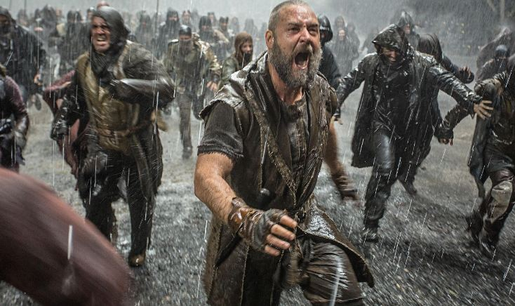 noah, Top 10 Movies By Russell Crowe of All Time2017