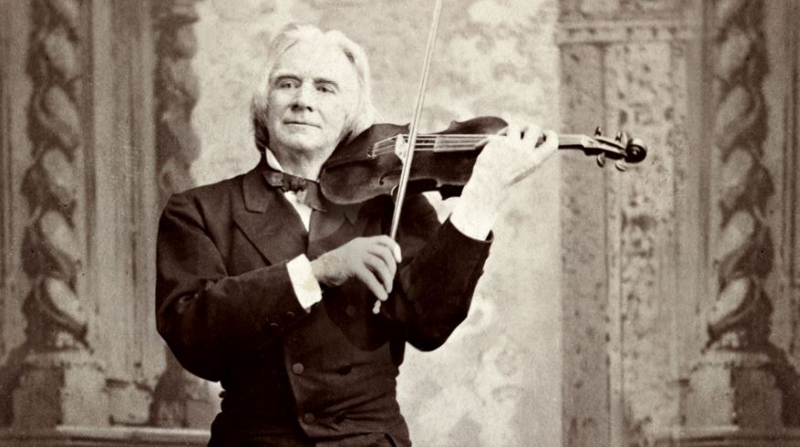 ole-bull-top-violinist-of-all-time