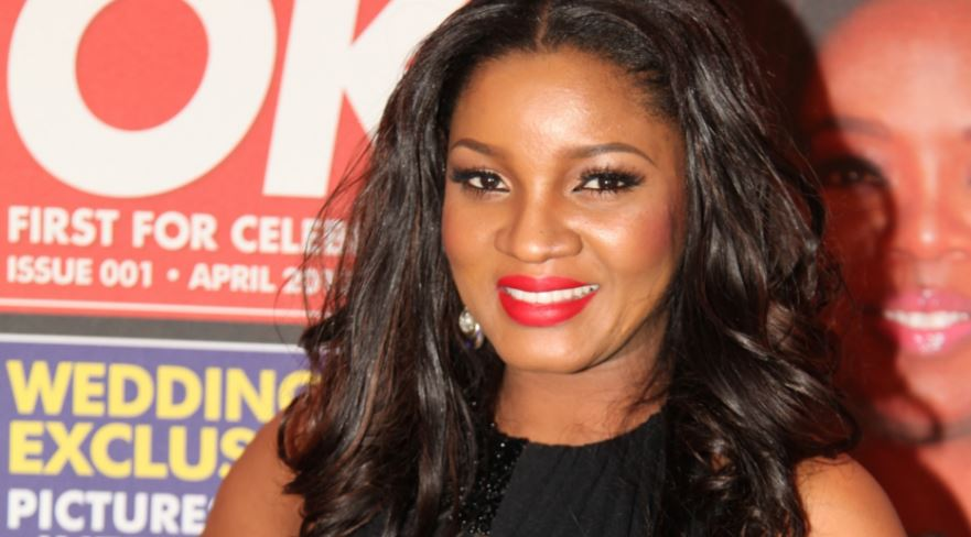 Omotola Jalade Ekeinde Top Famous Beautiful Nigerian Woman 2018