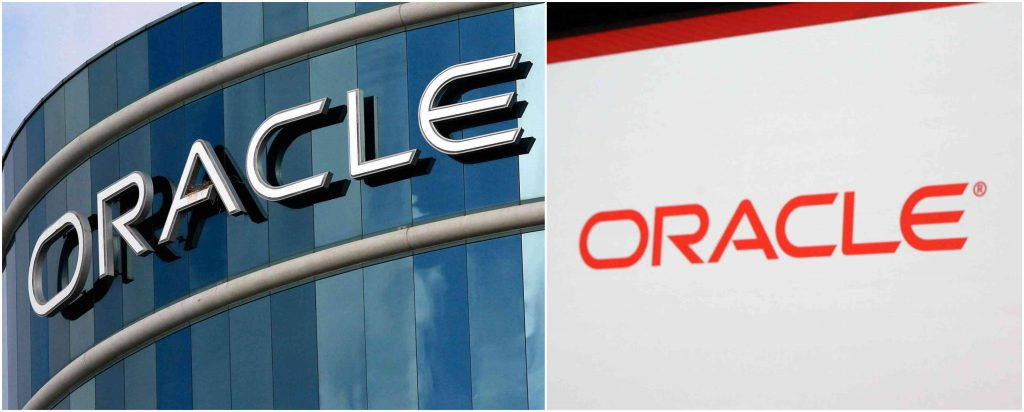 oracle, Top 10 Most Powerful Technology Brands in The World 2017-2018