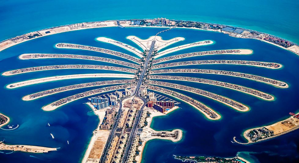 Palm Islands Top Most Famous Beautiful Places to Visit in Dubai 2019