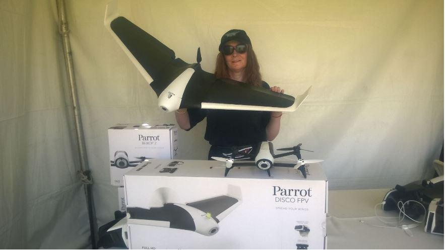 parrot-disco