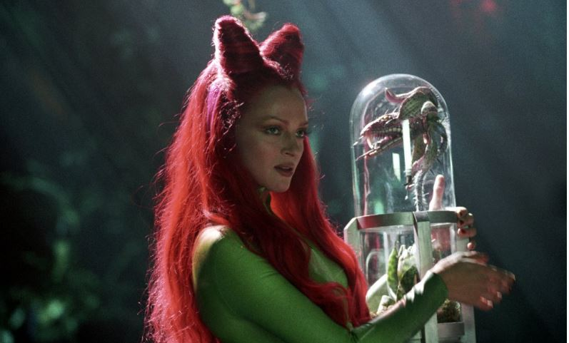 Poison Ivy – Uma Thurman Top 10 Most Popular Villains