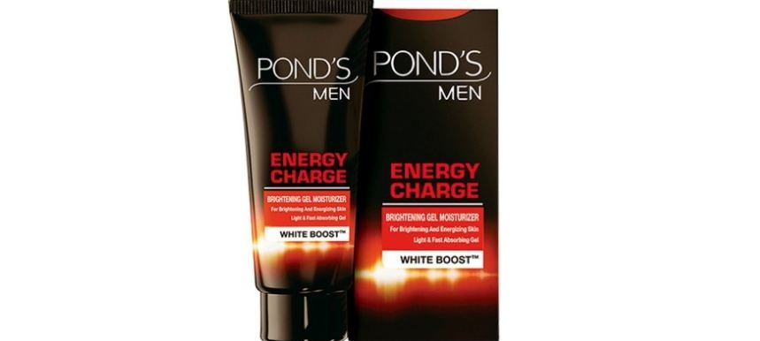 Pond's Men Energy Recharge Brightening gel moisturizer, Top 10 Best Fairness Creams For Men 2017