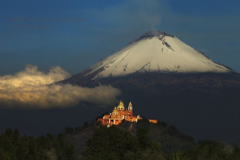 popocatepetl-mexico