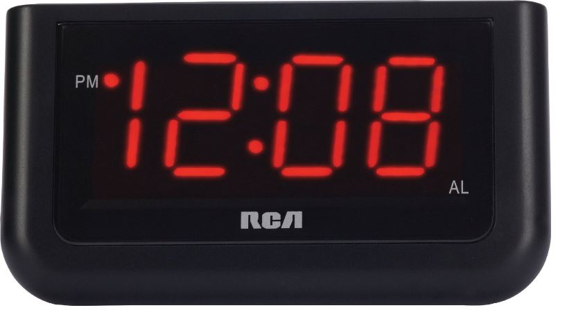 RCA Digital Alarm Clock Top Most FomusAlarm Clocks in The World 2019