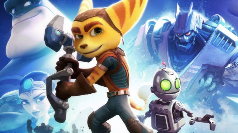 ratchet and clank, Top 10 Most Lovable Gaming Lead Characters 2017