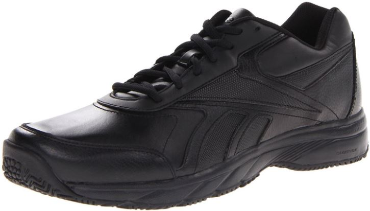 Reebok Men's Work and Cushion walking shoes Top Most Famous Slip Resistant Shoes For Men in The World 2019