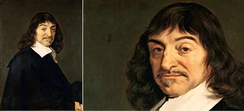 rene descartes on the existence of the material world Descartes' dream: from method to madness which was a time of great feasting in the france of rene descartes' time which would be conceptually rich enough to yield an entire physics of the material world descartes knew that the idea that he had of himself as a thinking and willing self.