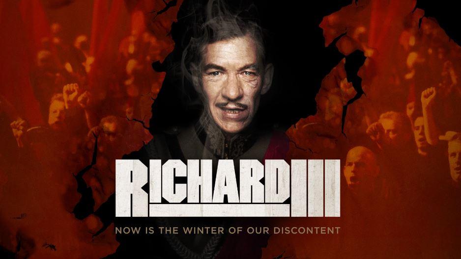 Richard III Top ten movies by Ian McKellen