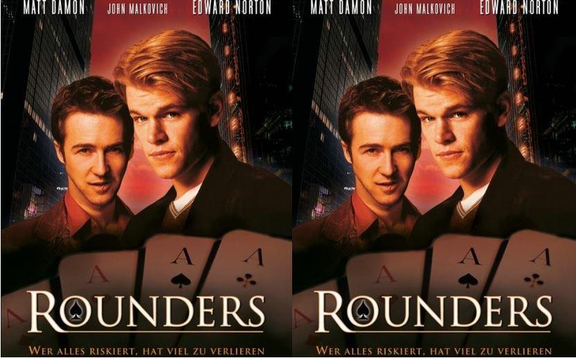 Rounders Top Popular Movies by Matt Damon 2019