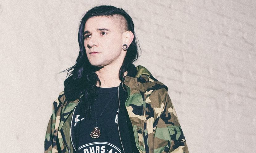 skrillex, Top 10 Most Popular Dubstep Artists in The World 2017-2018
