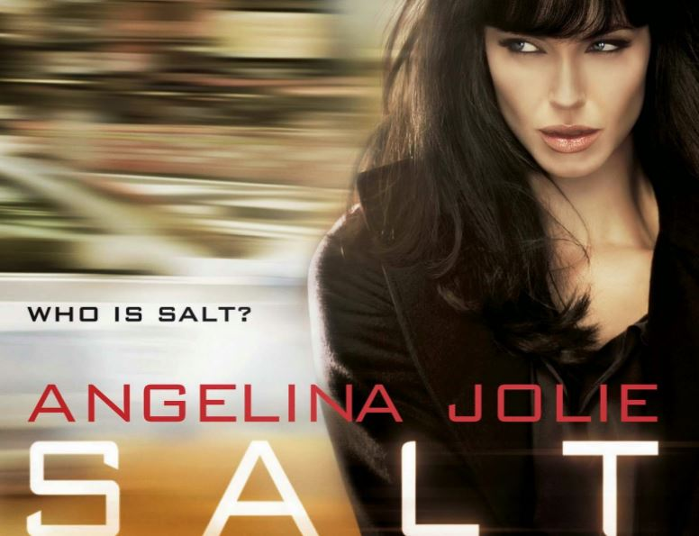 salt, Top 10 Moveis By Angelina Jolie of All Time 2017