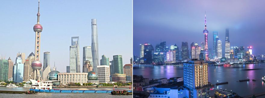 shanghai china, Top 10 Richest Cities In The World 2017-2018