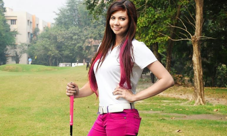 Sharmila Nicollet Top Most Popular Beautiful Indian Sports Women 2018