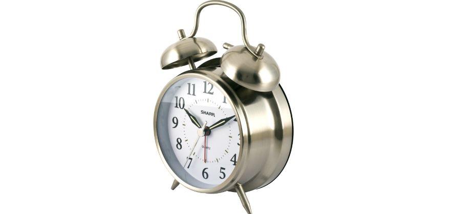 Sharp SPC800 Alarm Clock, Top 10 Best Alarm Clocks Reviews 2017