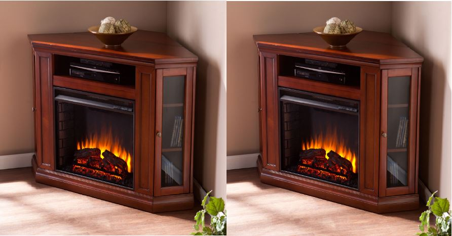 southern-enterprises-claremont-convertible-media-cherry-electric-fireplace-famous-best-electric-fireplaces-2018
