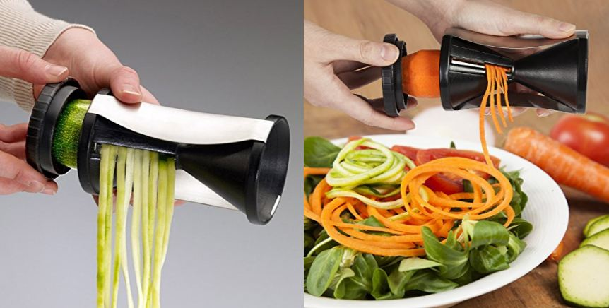 Perfect Spiral Slicer Vegetable Pasta Maker Top 10 Best  Images