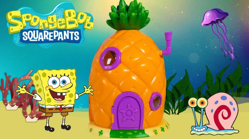 Sponge Bob Square Pants - Most Popular Cartoons