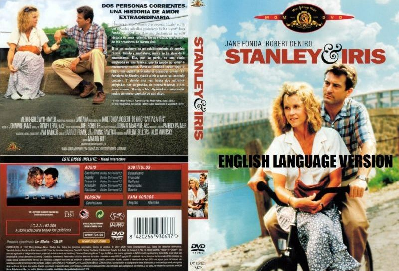 Stanley and Iris Top Famous Movies By Jane Fonda 2018