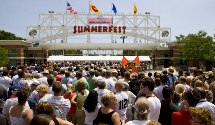 summerfest, Top 10 Best Summer Music Festivals in US 2017