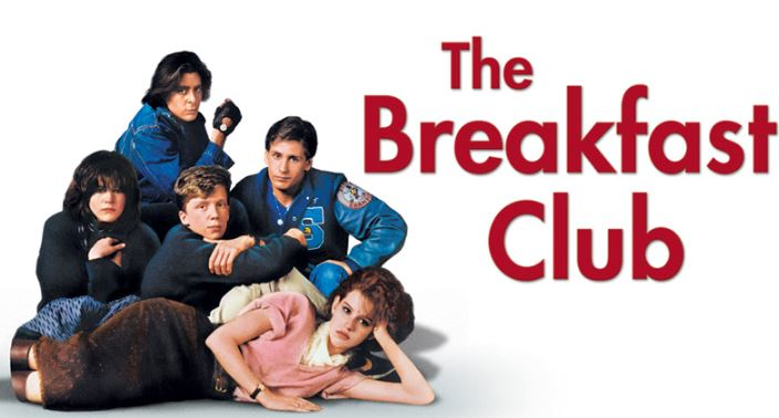 the breakfast club, Top 10 Most Famous Teen Movies of All Time 2017